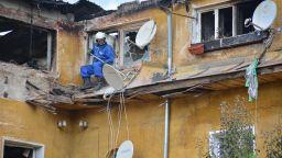 Отпуснаха 40 000 лева на останалите без дом след пожара в Бухово
