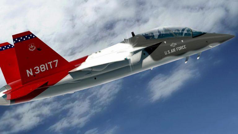 САЩ представиха най-новия си военен самолет
