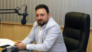 Извикаха линейка за шефа на БНР, не е хоспитализиран
