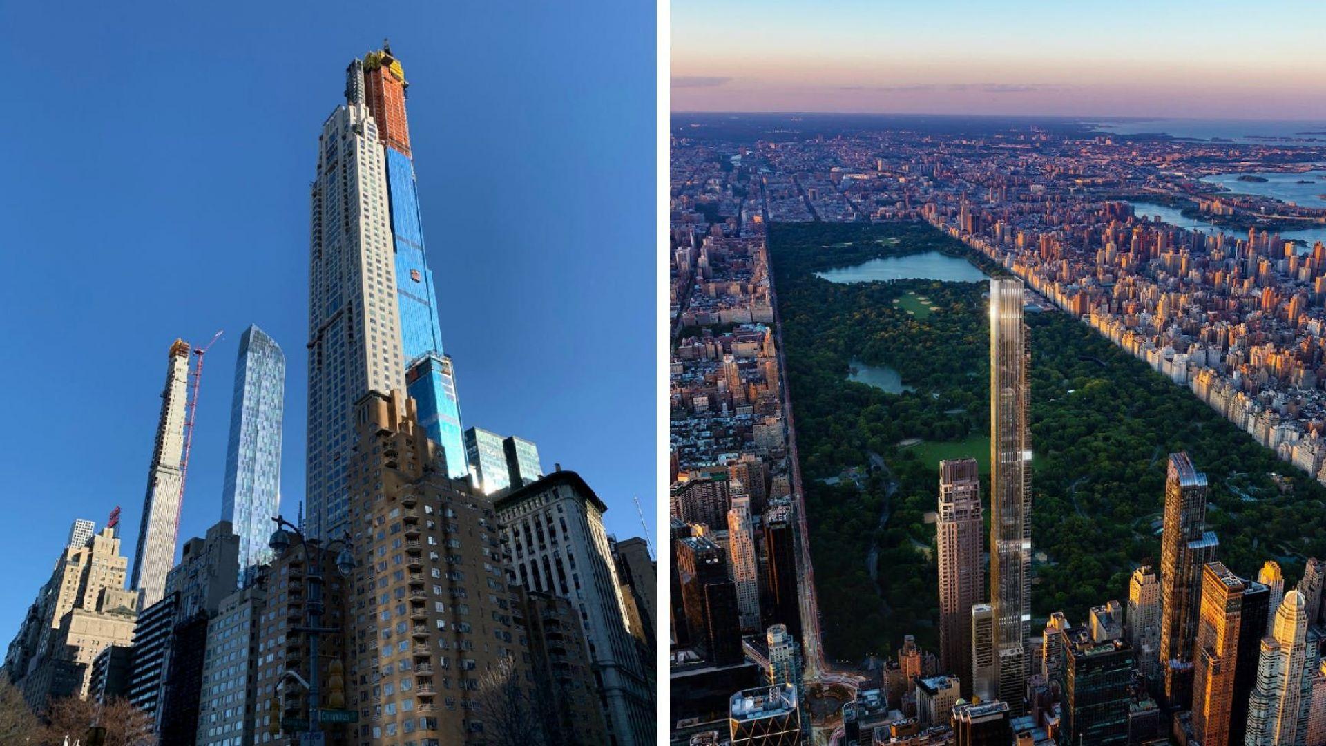 Представиха най-високата жилищна сграда в света