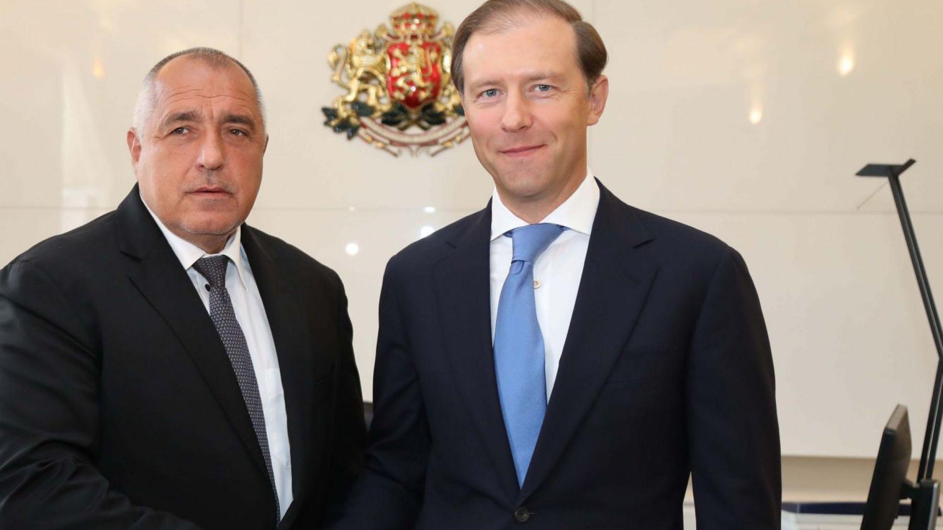 В момента между България и Русия има изключително прагматични, точни,