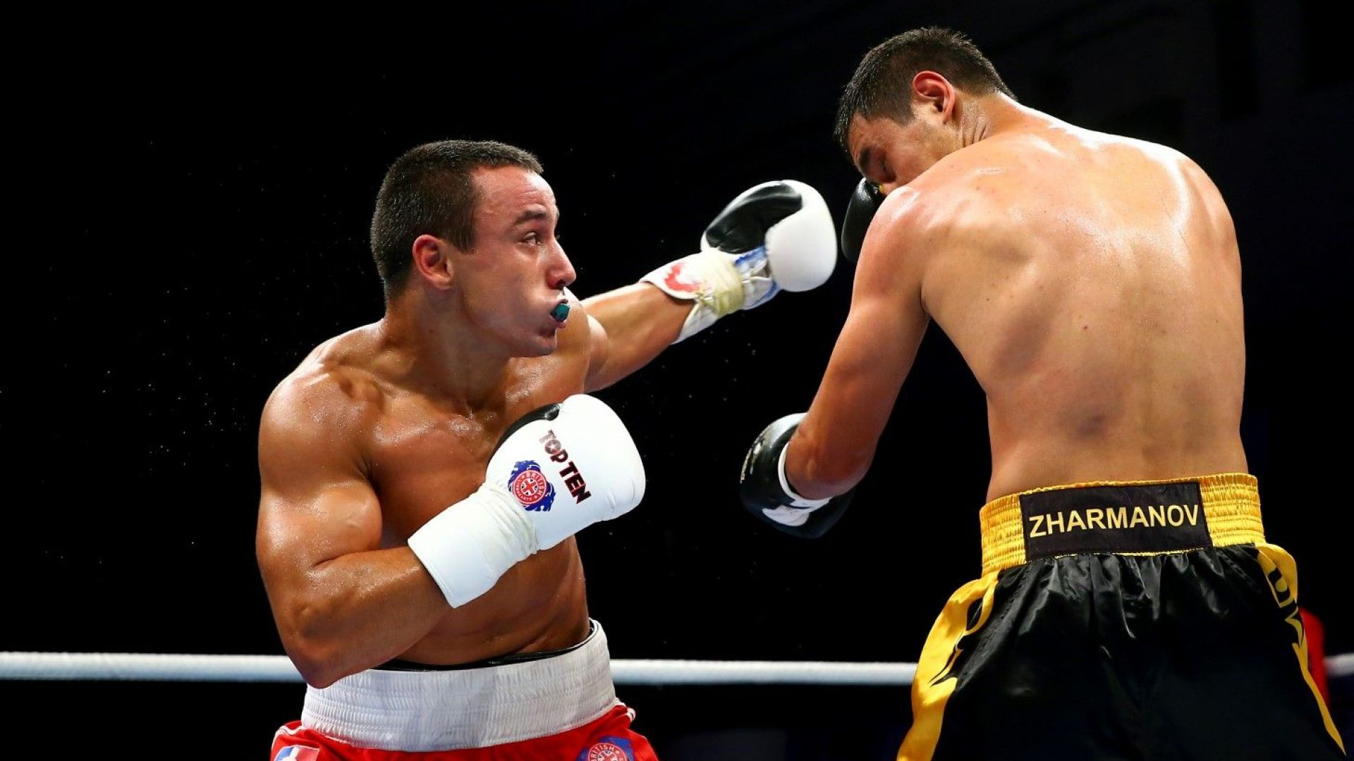 Руснак уби мечтата на Панталеев за световен финал