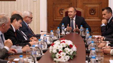 Радев не приема интеграцията на Северна Македония да e за сметка на историята ни