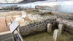 """Откриха постоянната археологическа експозиция """"Антична Сердика"""""""