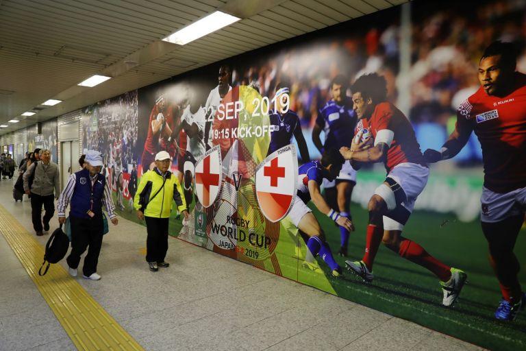 Япония се готви трескаво за първенството