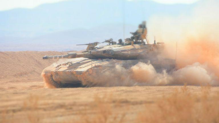 Как Израел създава един от най-добрите съвременни танкове