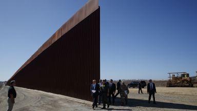 Пентагонът получи ново искане от Тръмп за изграждане на стена с Мексико