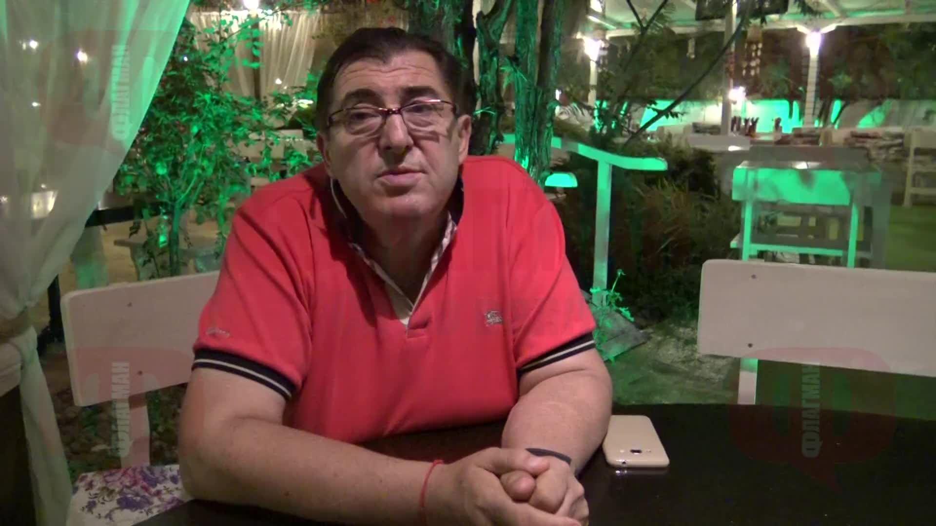 Митьо Пищова се кандидатира за кмет на Велико Търново