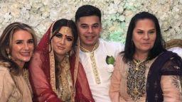 Малката сестра на Зейн Малик се омъжи на 17 години