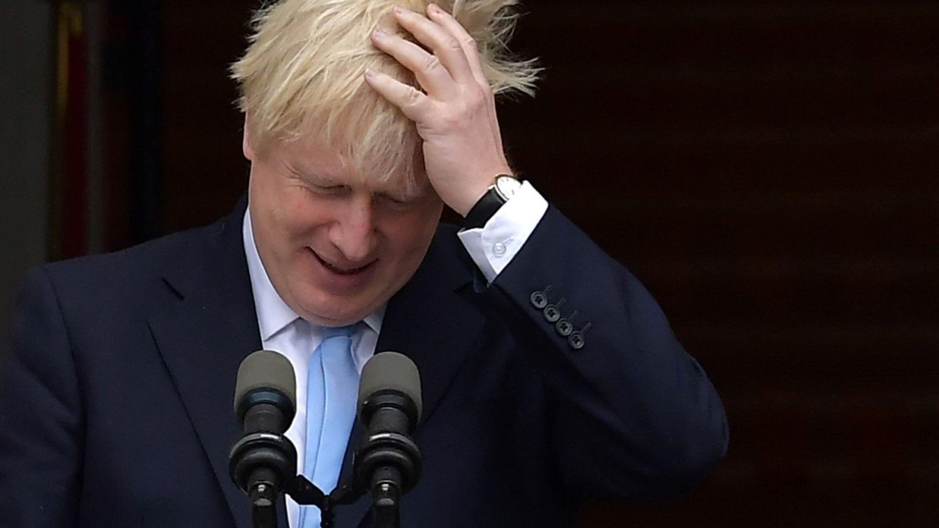 Британският премиер Борис Джонсън получи краен срок до 30 септември