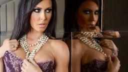 Порно звездата Джесика Джеймс е открита мъртва в дома си