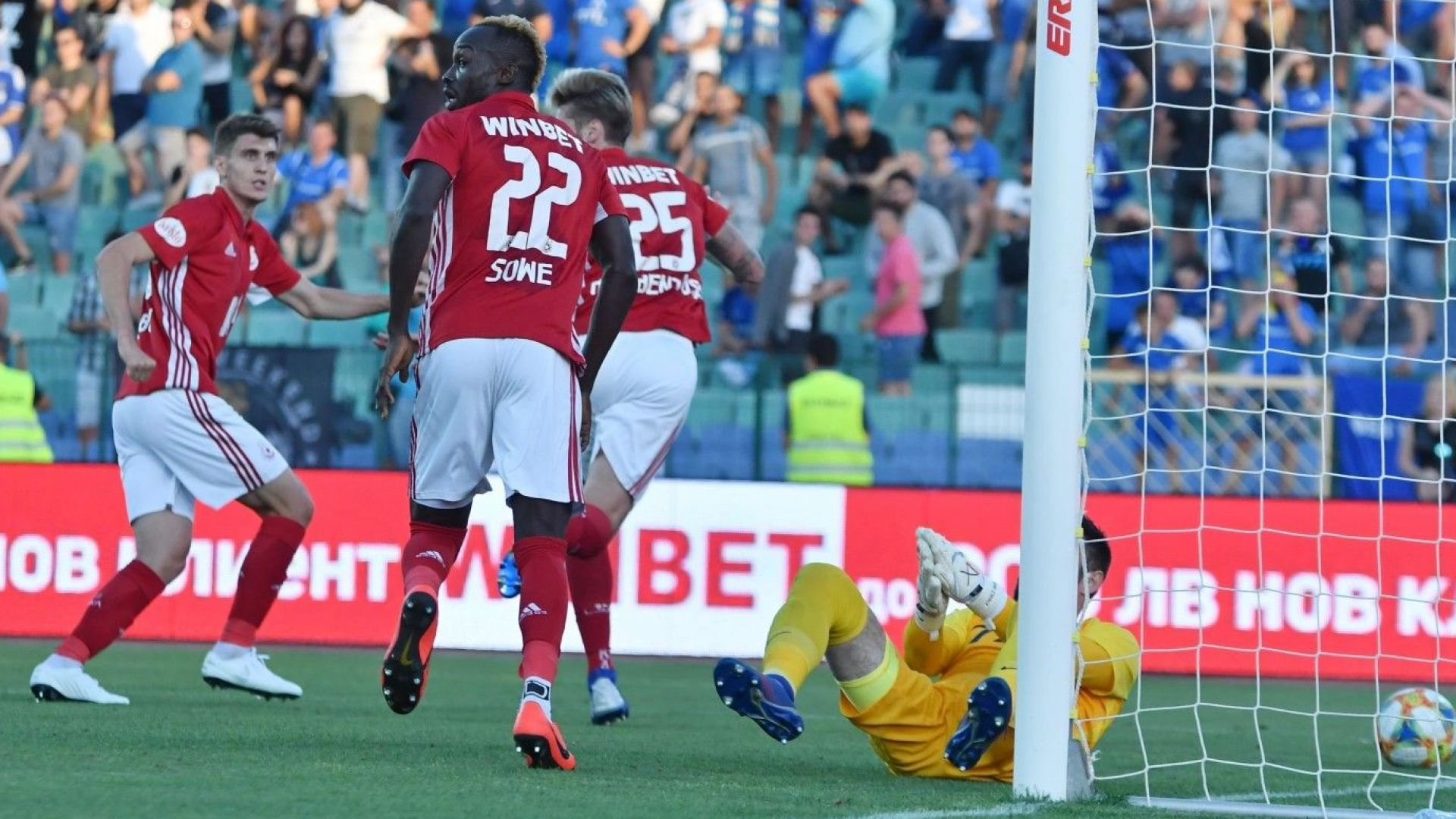 Раул Албентоса пред Winbet: Ще победим Витоша с 2:0