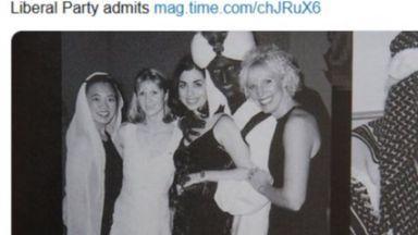Обвиниха Джъстин Трюдо в расизъм заради стара снимка, той се извини