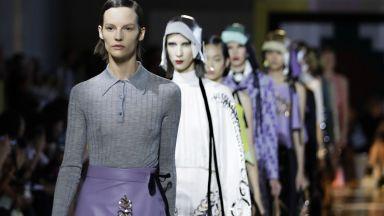 Колекцията на Prada в Милано се обяви срещу бързата мода