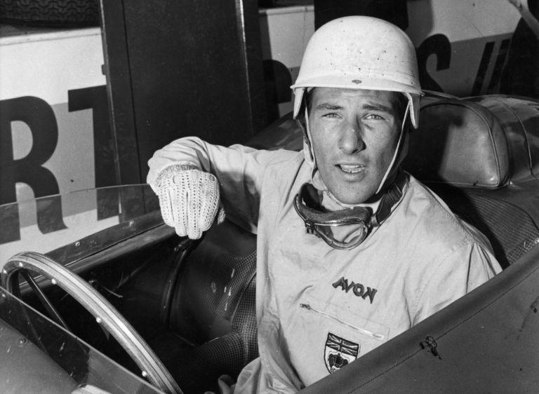 Стърлинг Мос през 1958-а.
