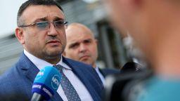 Младен Маринов не приема оставката на шефа на полицията в Бургас