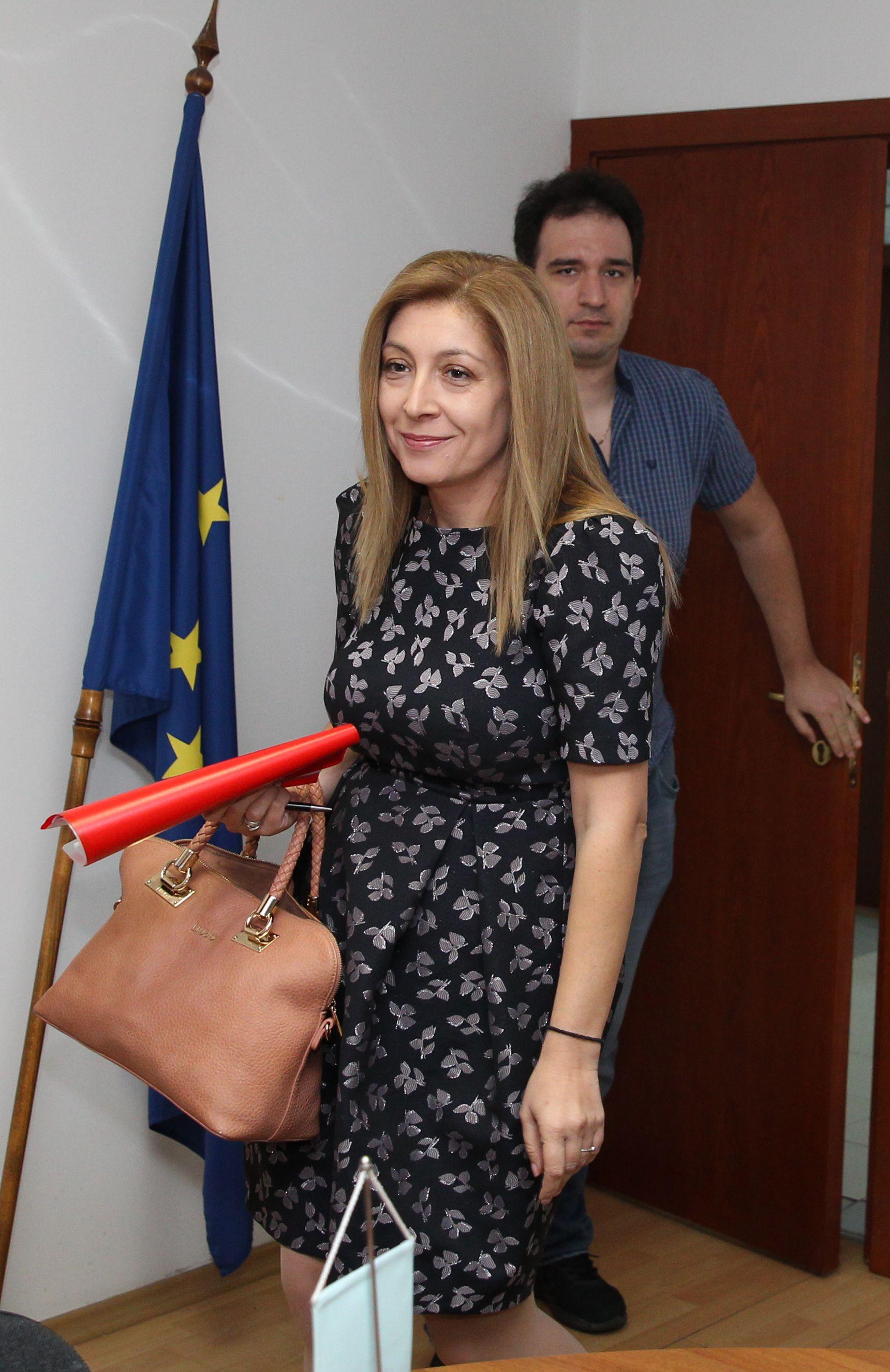 София Владимирова – председател на СЕМ