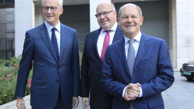Франция и Германия с обща стратегия за борба с глобалното икономическо забавяне