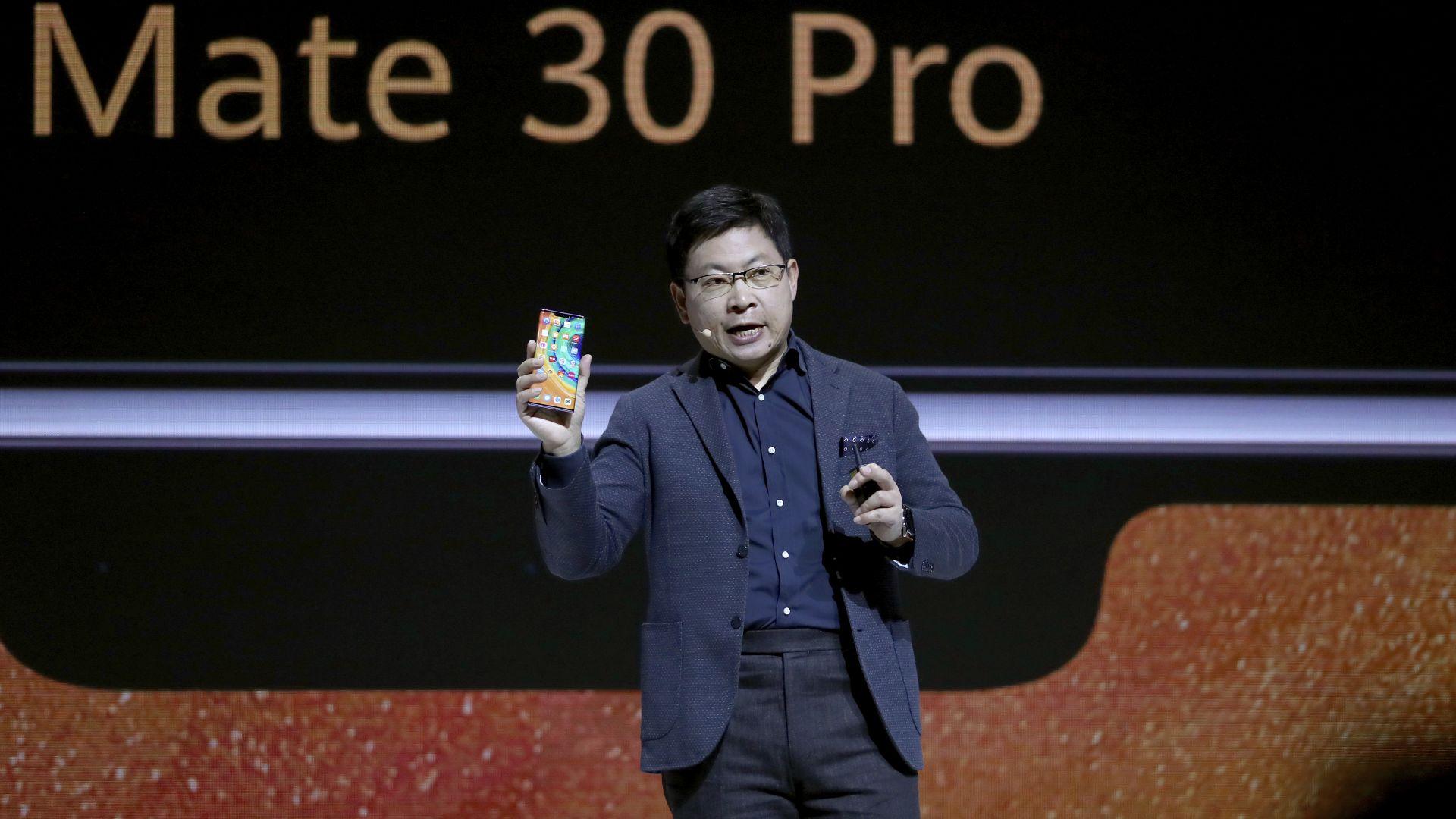Huawei представи новите си смартфони
