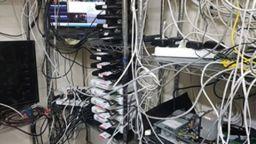 Гърци изкарали 6.5 млн. евро от нелегална кабеларка в Петрич