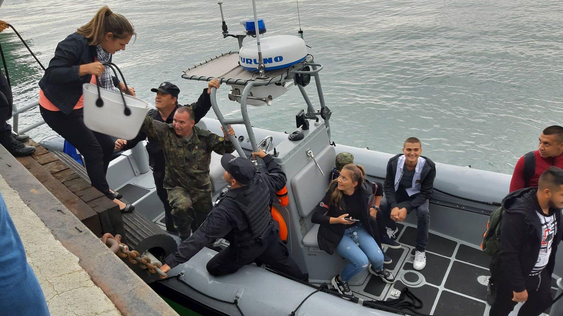 Над 120 са кандидатите за матроси във втория конкурс на ВМС