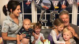 Алек Болдуин ще стане баща за шести път