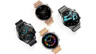 Huawei представи новия си умен часовник