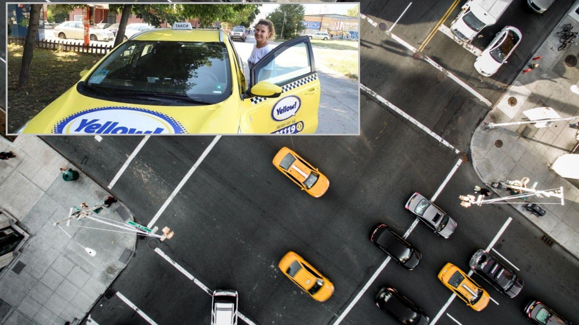 Топ репортерът Миролюба Бенатова вече е таксиметров шофьор. Това разкри