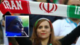 След смъртта на Синьото момиче: Не разбирам свят, в който на жените им е забранено да отидат на мач