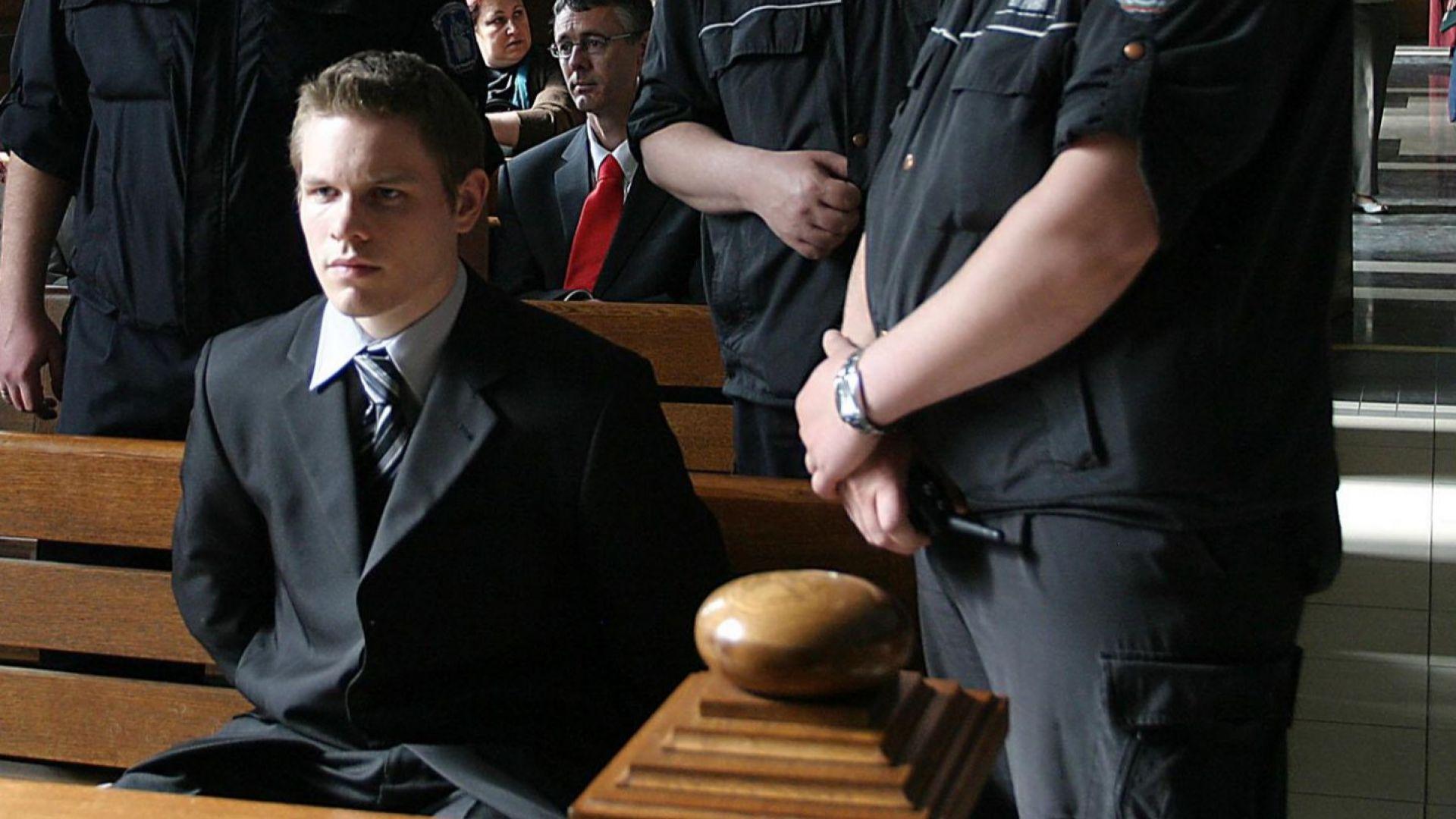Протест - искат оставката на съдията, пуснал предсрочно Джок Полфрийман