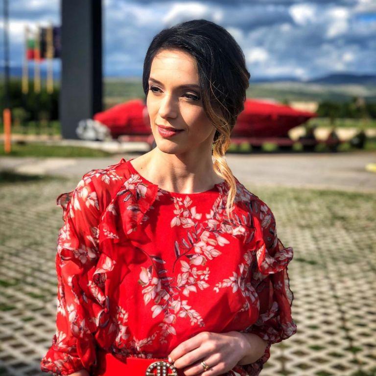 Луиза Григорова: Моята вдъхновителка е Алисия Викандер