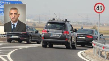 Началникът на НСО ген. Красимир Станчев подаде оставка