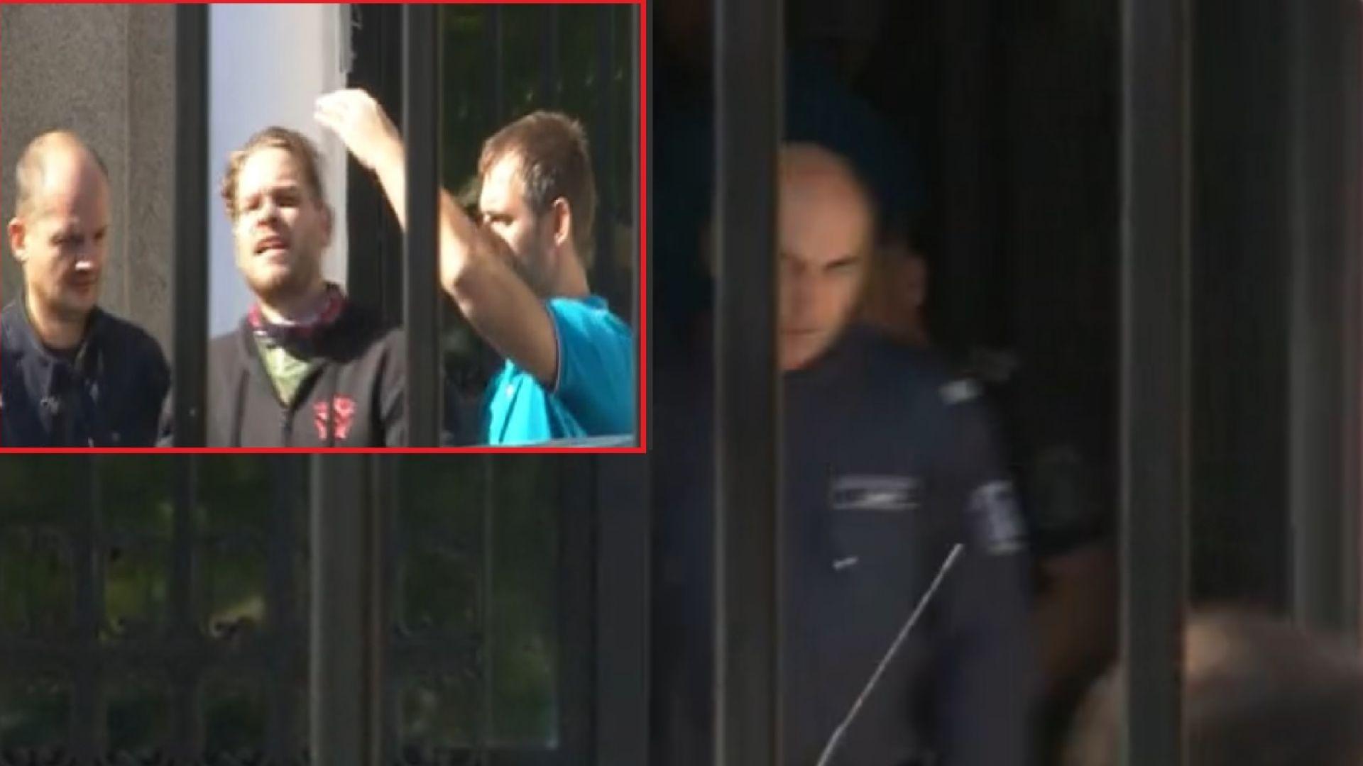 Австралиецът Джок Полфрийман, осъден на 20 г. за убийството на