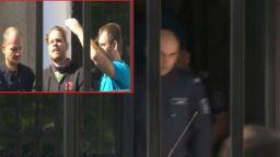 Полфрийман излезе от затвора, отведоха го миграционните власти