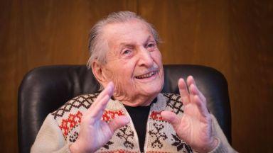 Почина Марко Файнголд - най-възрастният австриец, преживял Холокоста