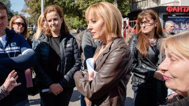 Мая Манолова: Столичната община бърза с поръчки предизборно