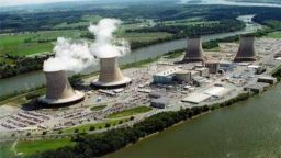 Спряха американската атомна централа Трий майл айланд