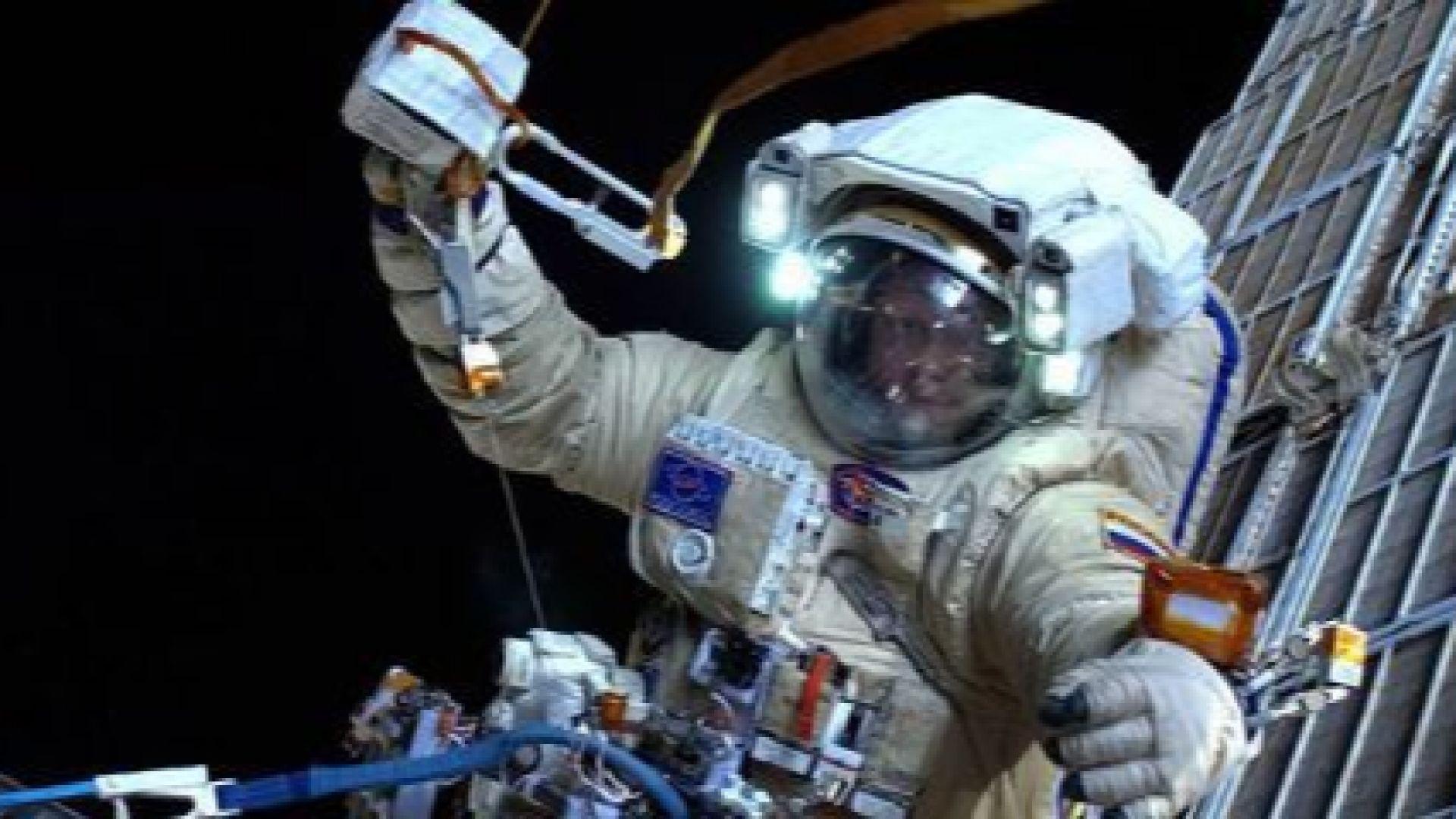 Снимка: Известен космонавт и блогър идва на Техническия панаир