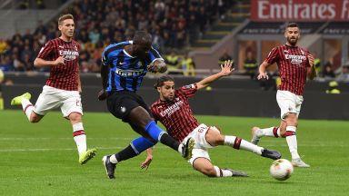 Интер взе властта в Милано и в Серия А