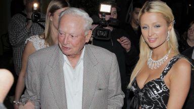 На 91 години почина хотелският магнат Барън Хилтън