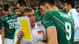 Пренебрегнат национал по волейбол със скандален коментар след загубата