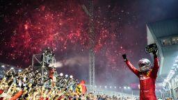 Ферари с двоен триумф в Сингапур, но ядоса звездата си Леклер