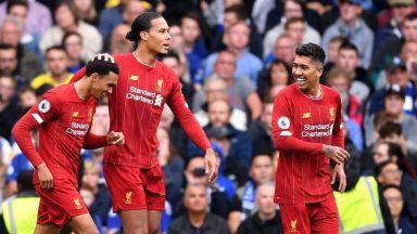 """Ливърпул изстрада голяма победа на """"Стамфорд Бридж"""""""