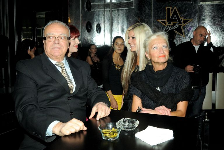 4 ноември 2009 г. - Ппроф. Вучков е привлекателна сила за дамите с класа.