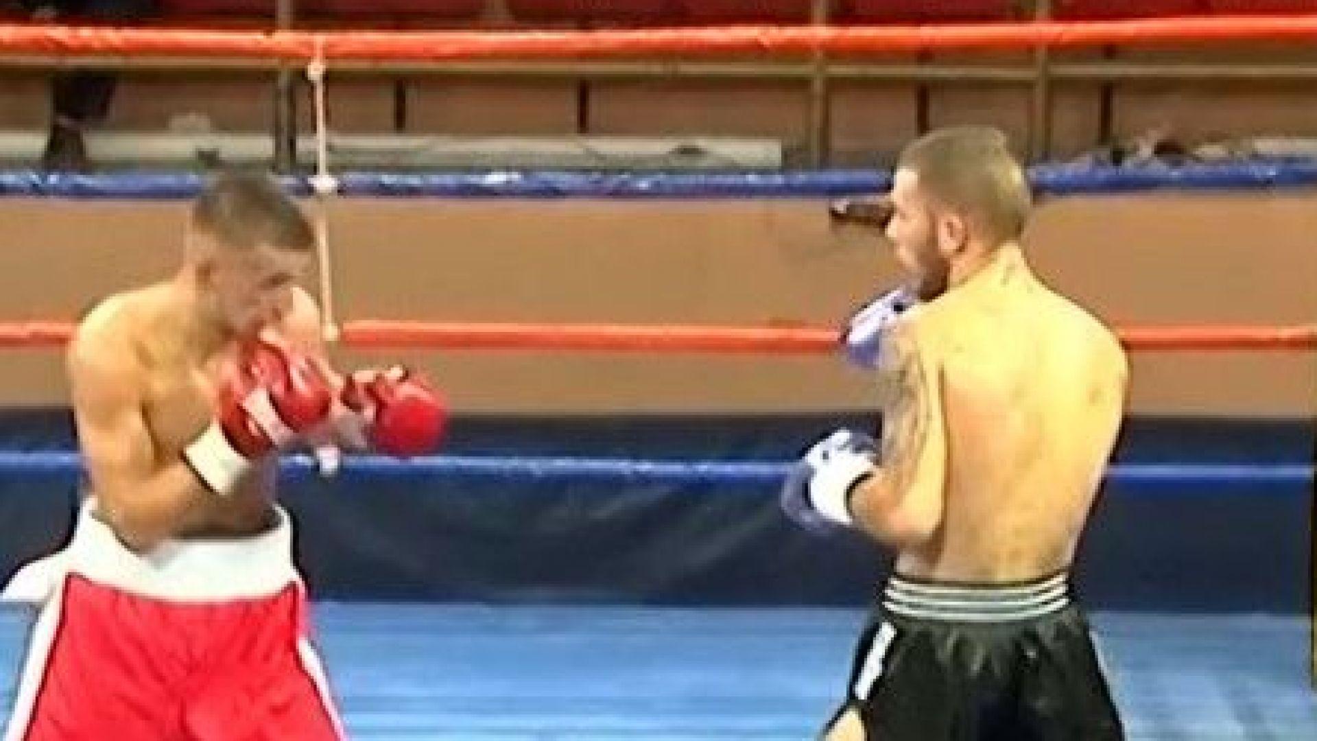 Починалият български боксьор е бил покосен от инфаркт?