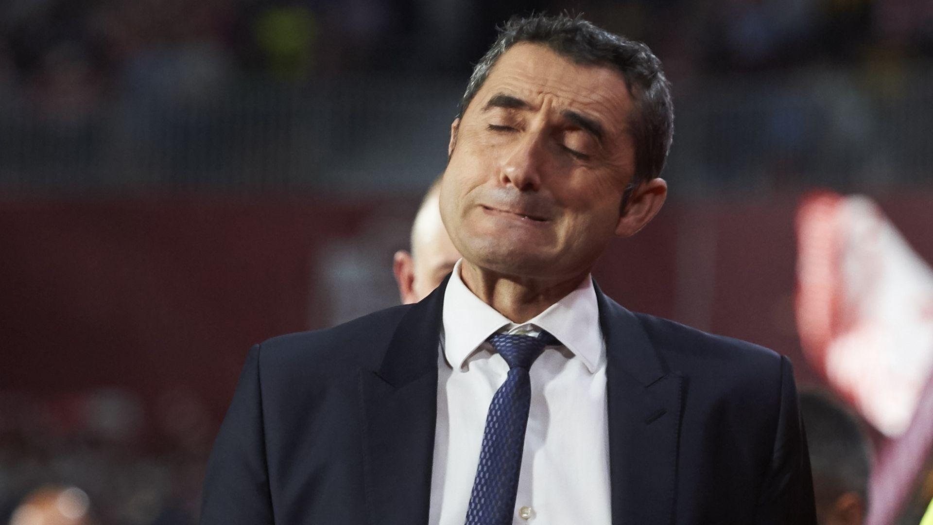 Валверде написа прощално писмо за феновете на Барселона