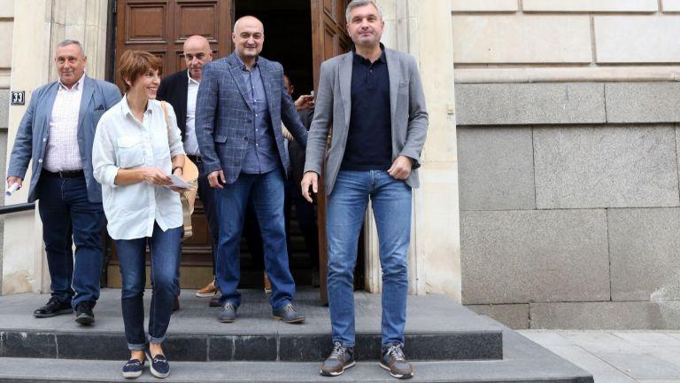 Йорданка Фандъкова поведе листата на ГЕРБ за изборите в София