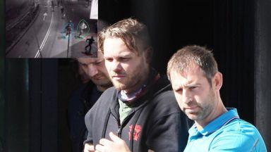 Адвокатът на Полфрийман показа кадър от видео: Било е неизбежна самоотбрана