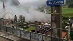 Взрив в супермаркет в Австрия, има ранени, жена е затрупана
