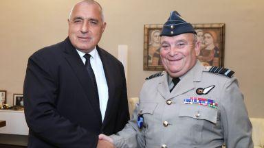 Борисов пред шефа на Военния комитет на НАТО: С купуването на F-16 целта е постигната